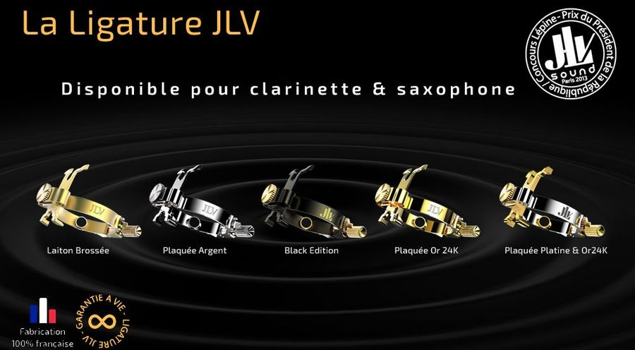 JLV Ligature